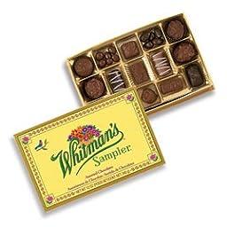 Whitman Sampler Assorted Chocolates, 12 oz