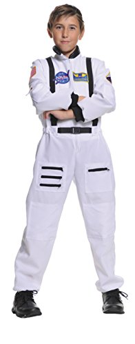 Astronaut White Child Halloween Costume product image