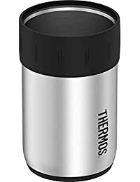 Thermos Stainless Steel Beverage Can Insulator for 12...
