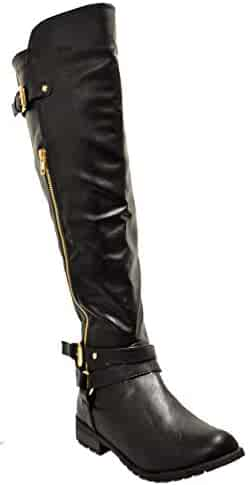 377007bf57a Shopping FOREVER - Over-the-Knee - Boots - Shoes - Women - Clothing ...