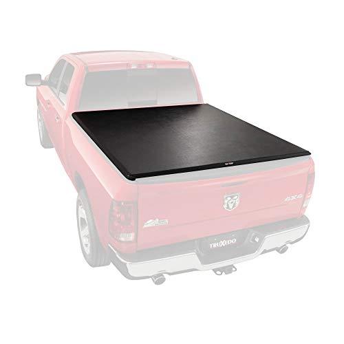 Cover Tonneau Advance (TruXedo TruXport Soft Roll-up Truck Bed Tonneau Cover | 246901 | fits 10-18 Ram 2500/3500 6'4