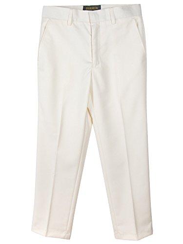 Off White Dress Pants - 8
