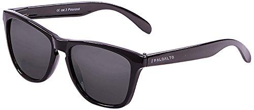 Paloalto Sunglasses P40002.4 Lunette de Soleil Mixte Adulte, Noir
