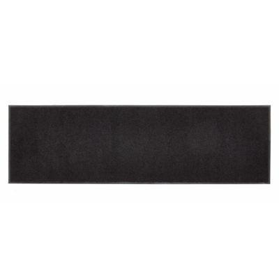 Proper Tex Sauberlauf-Matte schwarz 250 x 90 cm