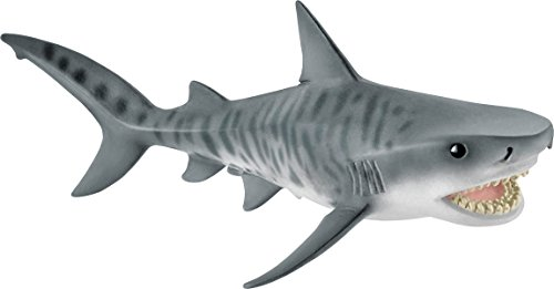 (Schleich North America Tiger Shark Toy Figure)