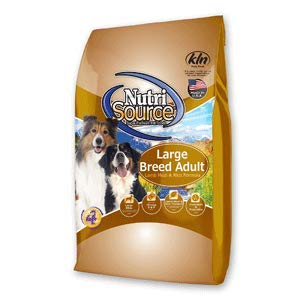 NutriSource Large Breed Lamb & Rice Dog Food 30 lb