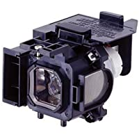 Electrified NP-05LP Replacement Lamp with housing for NEC projectors