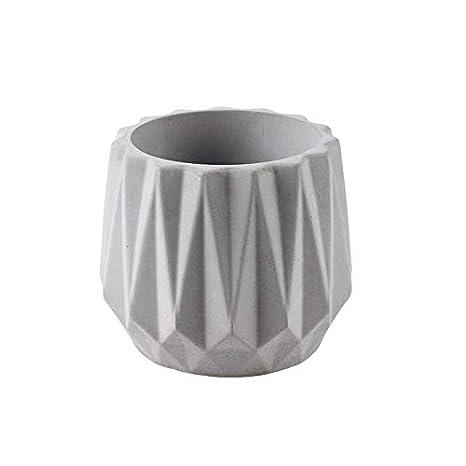 Nicole Molde de silicona para hormigón, plantas suculentas, maceta, herramienta hecha a mano, molde de cemento cuadrado: Amazon.es: Juguetes y juegos