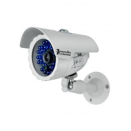 Zmodo CM-C22623BG CCTV 480TV Line Weatherproof 65ft IR Night Vision Security Camera
