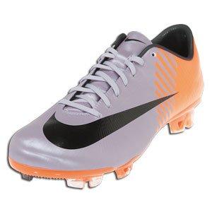 Nike Mercurial Vapor Superfly II FG WC409888 508 Lila Orange Größe 40