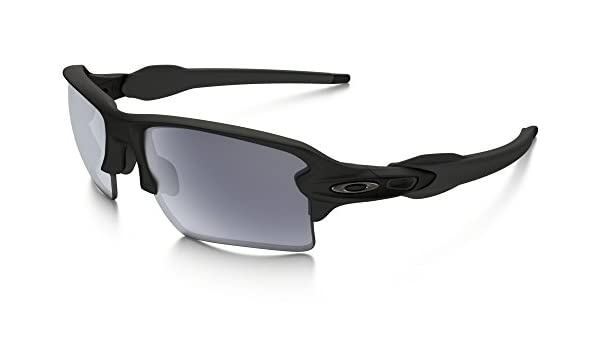 18cf931d756 Oakley Flak 2.0 XL Sports Performance Gray Non Polarized Sunglasses ...