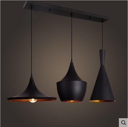 Industrial Vintage lampadario a sospensione moderno e minimalista lampadario  lampade da soffitto a sospensione E27 Socket