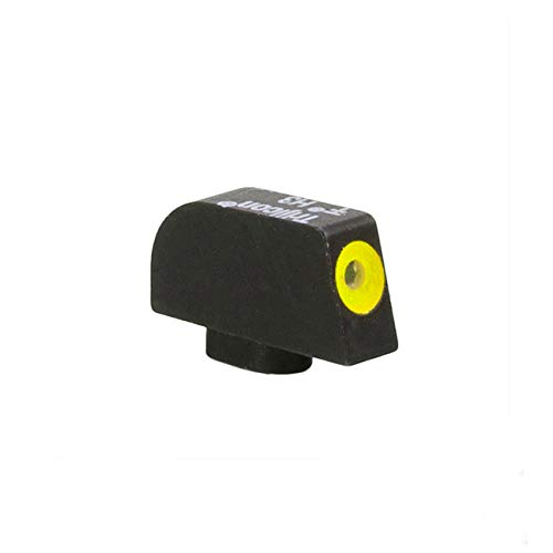 Trijicon GL601-C-600837 HD XR Front Sight, Glock Models 17-39, Yellow Front Outline Lamp by Trijicon