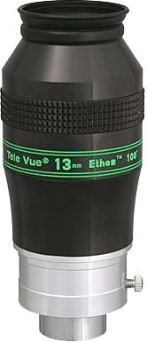 Tele Vue 13mm Ethos 2'' / 1.25'' Eyepiece with 100 Degree Field of View. by Tele Vue
