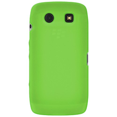 Amzer Silicone Skin Jelly Case for BlackBerry Torch 9850/9860 - Green Blackberry Torch Silicone Skin
