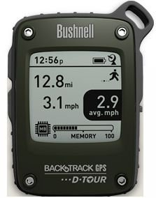 Bushnell BackTrack D-Tour GPS Personal Locator, Green, Multi-Language 360315 by Bushnell