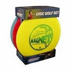 Disc Golf Set With 1 Driver, 1 Midrange And Putter