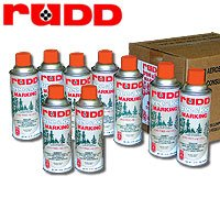 RUDD Tree & Log Marking Paint Orange (Case of 12)