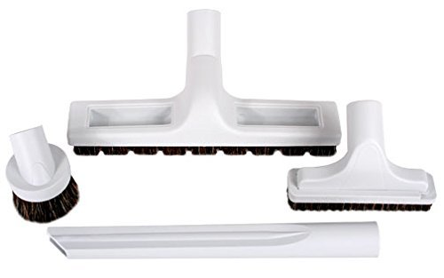 4-Piece Central Vacuum Accessory Set (Colors may vary) ()