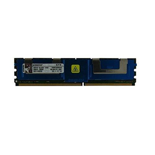 Kingston KVR667D2Q8F5/4G PC2-5300 4GB DDR2 RAM 667MHz FB-DIMM 240-Pin Server RAM ECC Memory ()