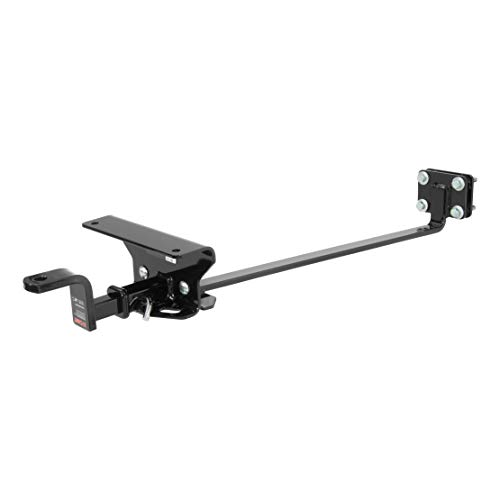 CURT 110273 Class 1 Trailer Hitch with Ball Mount, 1-1/4-Inch Receiver  for Select Chrysler Cirrus, Plymouth Breeze, Dodge Stratus