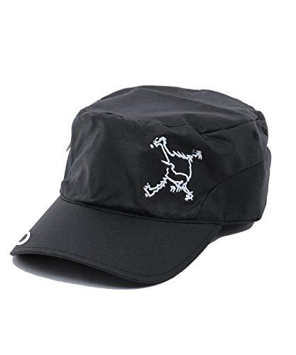 オークリー Skull 帽子 スカル ワークキャップ ブラックアウト フリー