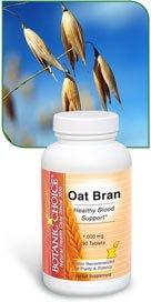 Oat Bran 1000 mg 90 tablets
