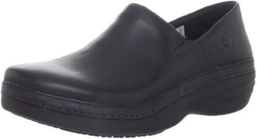 Timberland PRO Women's Renova Slip-On,Black,8.5 W US -