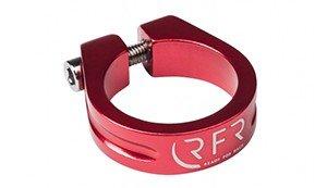 RFR Sattelklemme 31.8mm / 34.9mm rot: Größe: 34.9mm