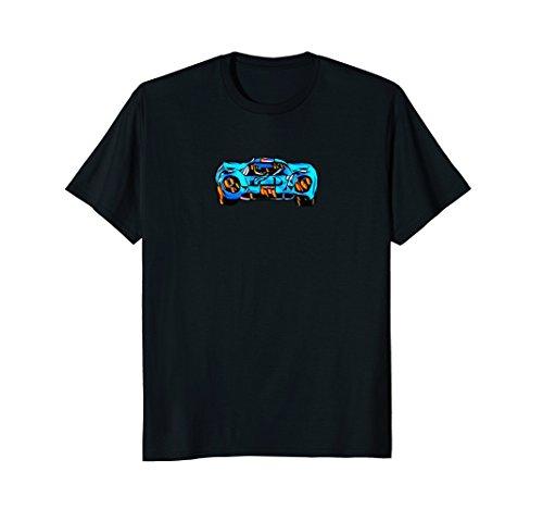 Historic German Race Car 24 Hour Racing T-Shirt