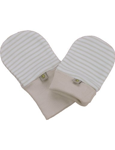 Beaming Baby Organic Cotton Scratch Mitts (0-6 months)