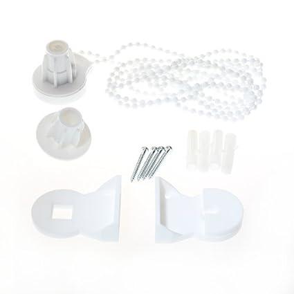 Ricambi Per Tende A Rullo.Rullo Rulli Tenda Tende Catena Perla Supporto 25mm Kit