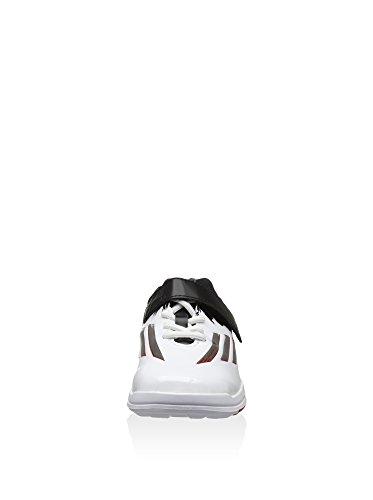 Adidas Zapatillas F10 TF J Blanco/Negro/Burdeos EU 21 (UK 5 C) WF4Tndr