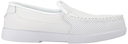 Dc Mens Villain Tx Slip-on Skridsko Skor Vita