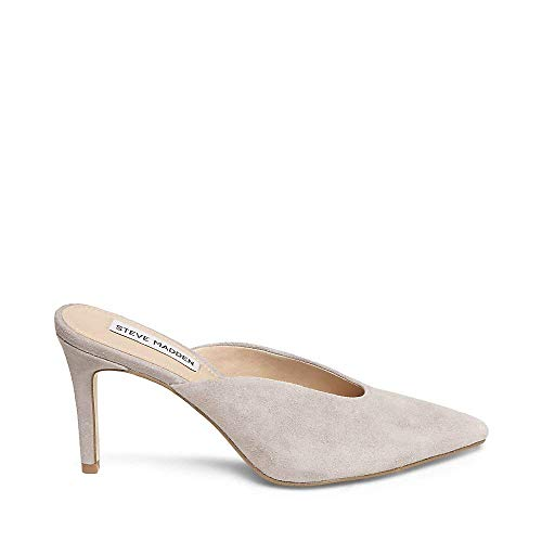 Closed Lainie 5 Steve Us Suede Women's Grey 7 Madden Dress A1AgrnwRx