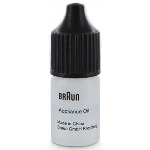 Braun 7002000 Braun Shaver Lubricating Oil by Braun - approx. 7ml