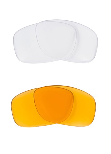 Best New SEEK Replacement Lenses Oakley FUEL CELL Hi Intensity Yellow - Oakley Cheap Cell Fuel Sunglasses
