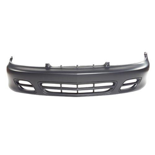 - CarPartsDepot, 2/4d Front Bumper Cover Primed Plastic Unpainted, 352-15246-10-PM GM1000592 12335342
