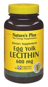 Egg Yolk Lecithin 600mg Nature...
