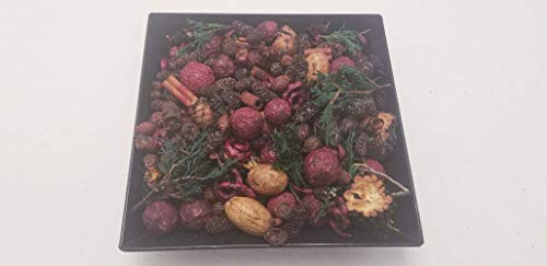 - Nature's Lot (Holiday Pine Potpourri is Handmade in Lancaster County PA. Pinecones, Cinnamon Sticks and Beautiful Botanicals, 28-32 oz by Volume