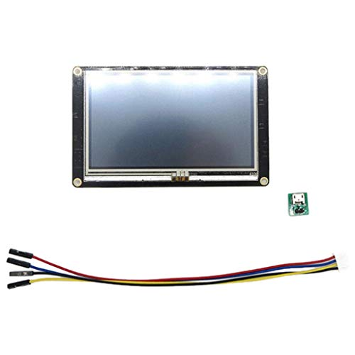 Baosity 4.3 Inch HMI LCD Display Module TFT Touch Panel for NX4827K043 Enhanced, Support GPIO by Baosity (Image #2)