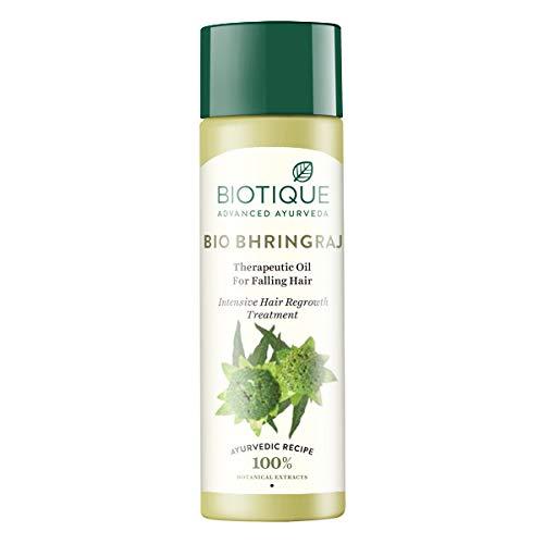 3 x Biotique Botanicals Bhringraj Hair Oil - 120ml