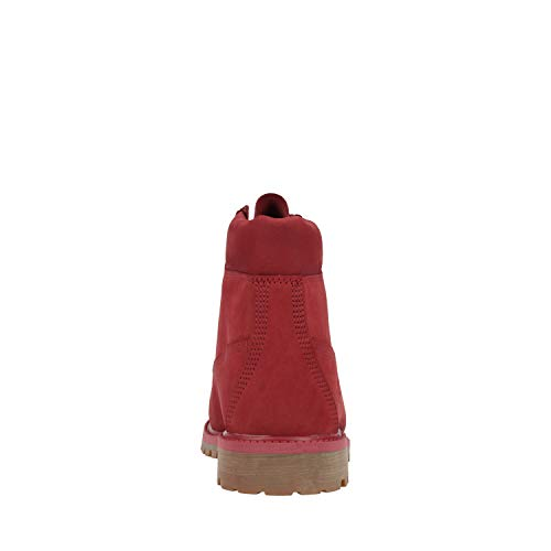 Rouge Femme WP pour Premiun Botin Timberland 6wxqSIXU