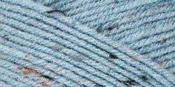 - Red Heart Bulk Buy Super Saver Yarn (3-Pack) Spa Blue Fleck E300-4321