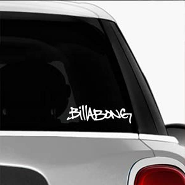 valstick Rip Curl Car Bumper Sticker Decal