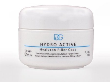 Dr. Grandel Hydro Active Hyaluron Filler Caps 120 Caps Pro Size - Provide Unsurpassed Quickly and Effectively the Skin with Moisture