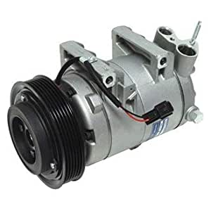 Amazon Com Replacement A C Compressor Fits Nissan Rogue