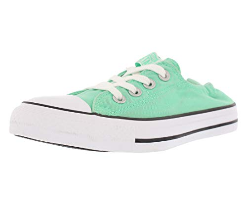 - Converse Chuck Taylor All Star Shoreline Green Lace-Up Sneaker - 5 B(M) US