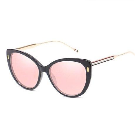 Sol La Mujeres Señoras Fábrica Retro Pink Sombras Amarillo De Diseñador Marca Nuevo Gafas Aleación Ggssyy Espejo Marco zqYEwxHA