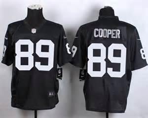 Amari Cooper Jersey Oakland Raiders Black 40/medium #89
